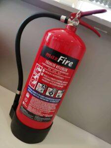 Maxfire 6 liter abf 21A 233B 75F